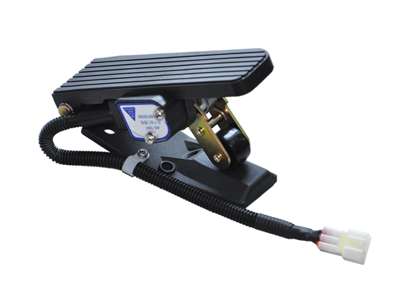 Electronic Cable Assembly : Electronic accelerator pedal